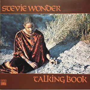 WONDER STEVIE - Talking book LP