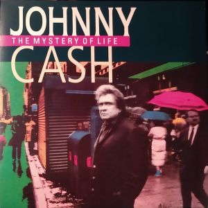 CASH JOHNNY -The Mystery Of Life LP 25,95