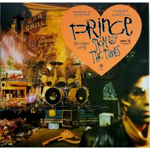 PRINCE - Sign O' The Times 4LP BOX SET DELUSE EDITION