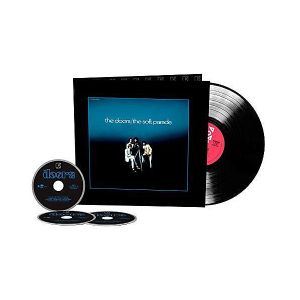 DOORS - Soft parade 3CD+LP 50th Anniversary Deluxe Edition