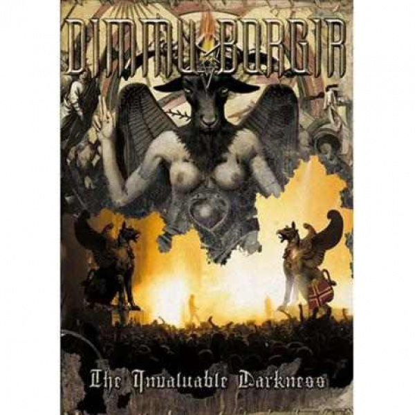 DIMMU BORGIR - Invaluable Darkness 2DVD