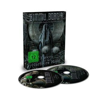 DIMMU BORGIR - Forces Of The Northern Night 2DVD