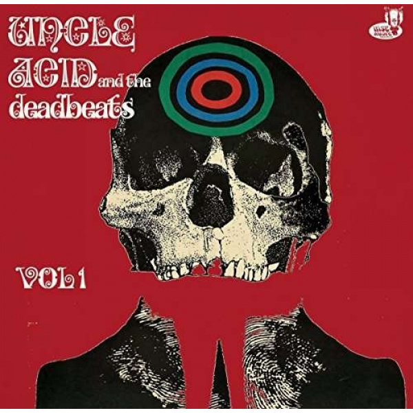 UNCLE ACID AND THE DEADBEATS - Vol 1 LP RED VINYL