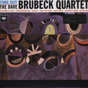 BRUBECK DAVE - Time out LP Music on vinyl