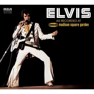PRESLEY ELVIS - As recorded at Madison Squade garden 2CD