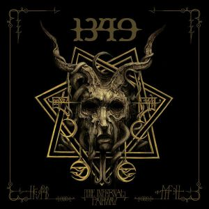 1349 - Infernal Pathway 2LP BLACK VINYL