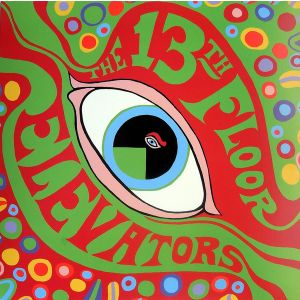 13TH FLOOR ELEVATORS - Psychedelic Sounds of 2CD DELUXE EDITION