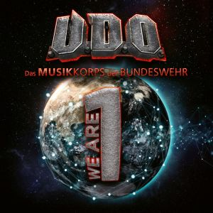 U.D.O. - We Are One CD Digipak