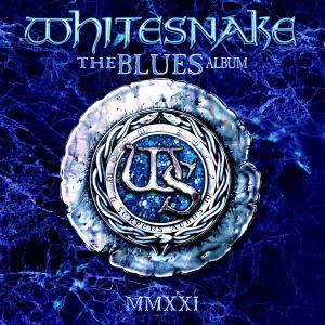 WHITESNAKE - Blues Album 2LP REVISITED – REMIXED - REMASTERED BLUE VINYL
