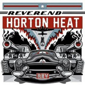 REVEREND HORTON HEAT - Ok, Hot Shot!