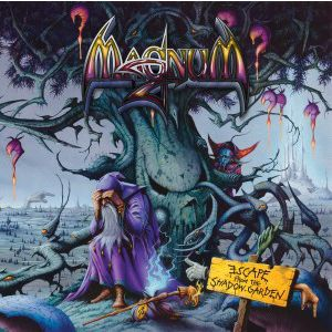 MAGNUM - Escape From The Shadow Garden 2CD