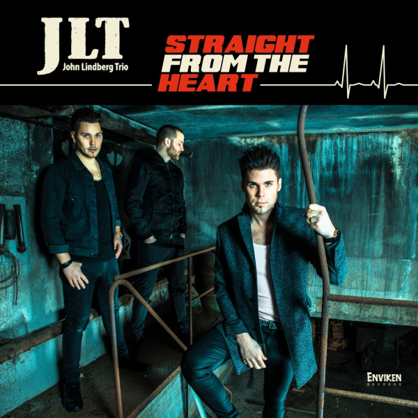 JLT (John Lindberg Trio) - Straight From The Heart LP Cosmos