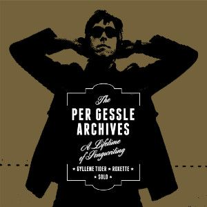 GESSLE PER - Per Gessle Archives (10 CD+1 LP)