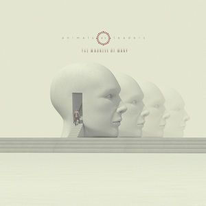 ANIMALS AS LEADERS  - The madness of many CD