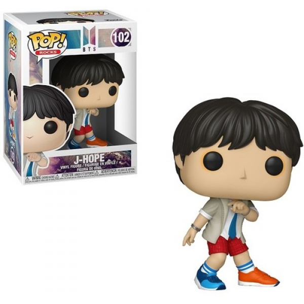 FUNKO POP! ROCKS: BTS - J-Hope
