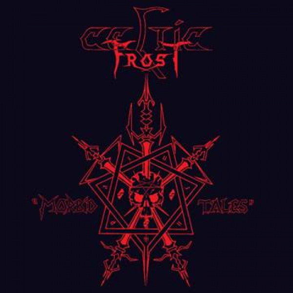 CELTIC FROST - Morbid Tales 2LP UUSI Remastered BMG/Ada/Noise