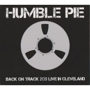 HUMBLE PIE - Back On Track/Live In Cleveland 2CD
