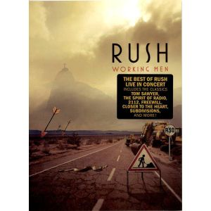 RUSH - Working Men DVD