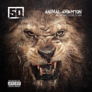 50 CENT - Animal Ambition DELUXE EDITION CD+DVD
