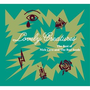 CAVE NICK & THE BAD SEEDS - Lovely Creatures-The Best of 2CD