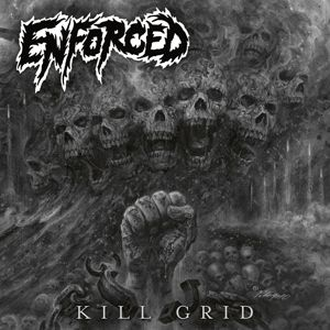 ENFORCED - Kill Grid LP+CD