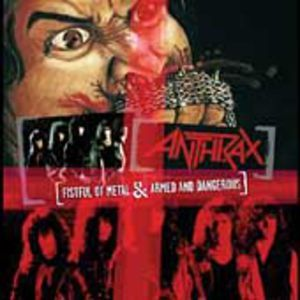 ANTHRAX - Fistful../Armed 2CD