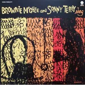 Brownie McGhee And Sonny Terry -  Brownie McGhee And Sonny Terry Sing LP Vinyl lovers
