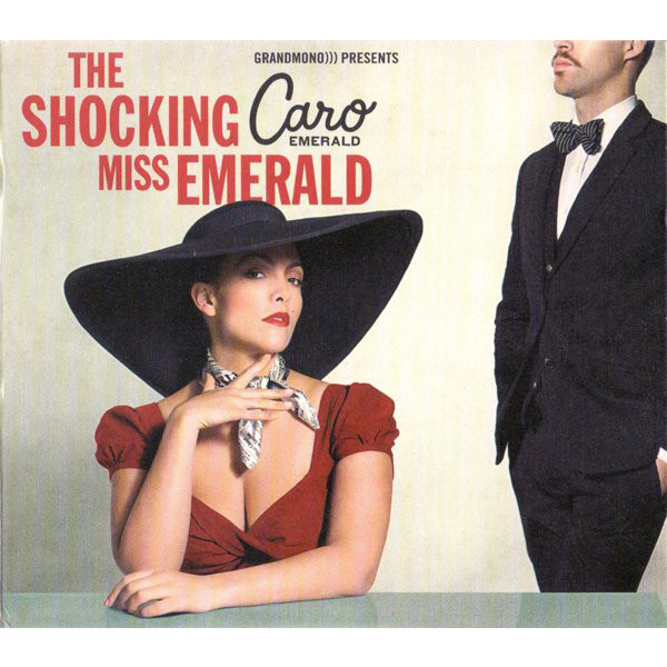 EMERALD CARO - The Shocking Miss Emerald