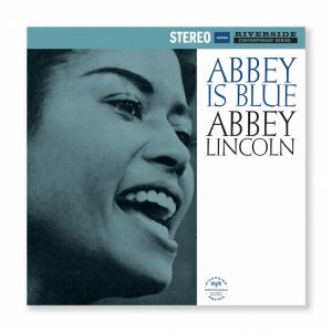 LINCOLN ABBEY - Abbey is blue LP Concord