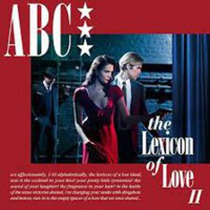 ABC - Lexicon of love II CD