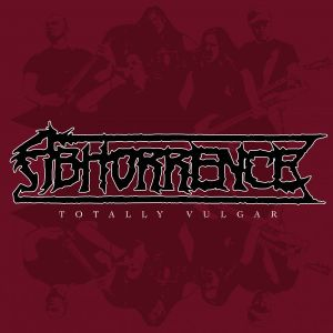 ABHORRENCE - Totally Vulgar - Live at Tuska 2013 LP LTD 300 BLACK