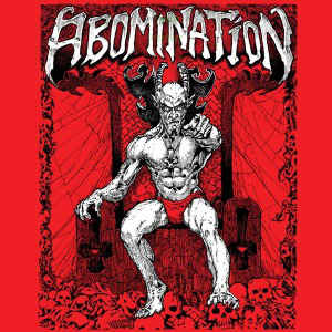 ABOMINATION - Demos 1988-1989 LP Doomentia
