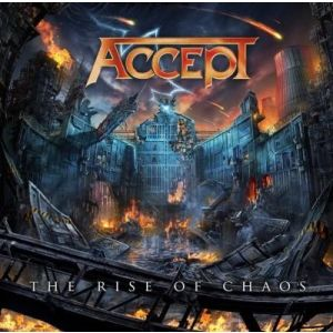 ACCEPT - The Rise Of Chaos 2LP+CD BOX SET