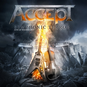 ACCEPT - Symphonic Terror - Live At Wacken 2017 2CD