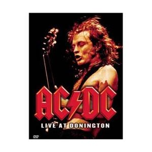 AC/DC - Live at Donington - Blu-ray Disc