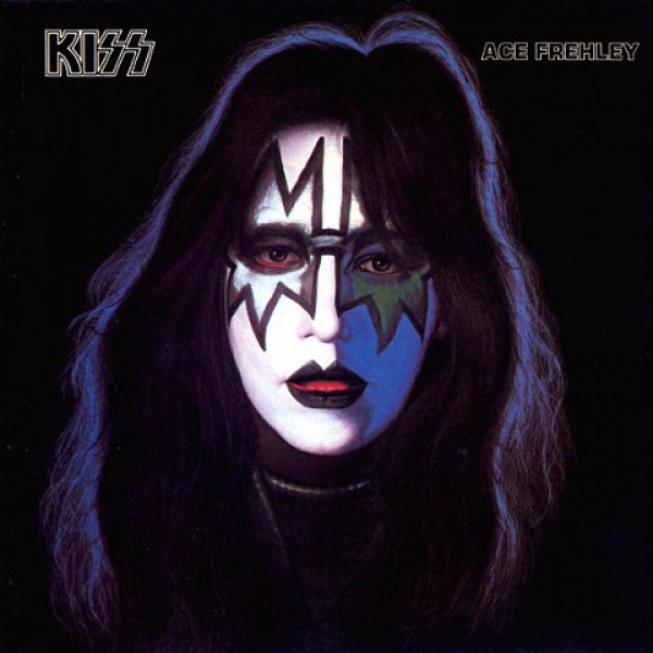 KISS/ACE FRECHLEY - Solo album