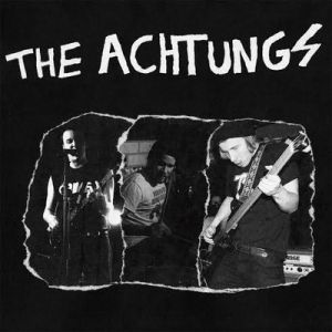 ACHTUNGS - Full Of Hate LP Blast UUSI
