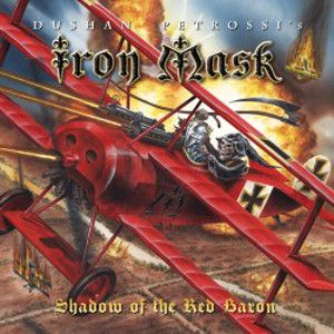 IRON MASK - Shadow of the red baron REISSUE
