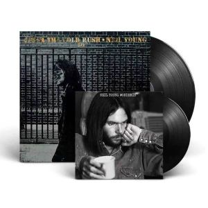 "YOUNG NEIL - After the Gold Rush LP+7"" BOX SET"