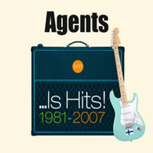AGENTS - Is Hits 3CD