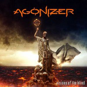AGONIZER - Visions of the blind CD