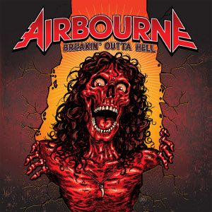AIRBOURNE - Breakin' Outta Hell CD MINTPAK