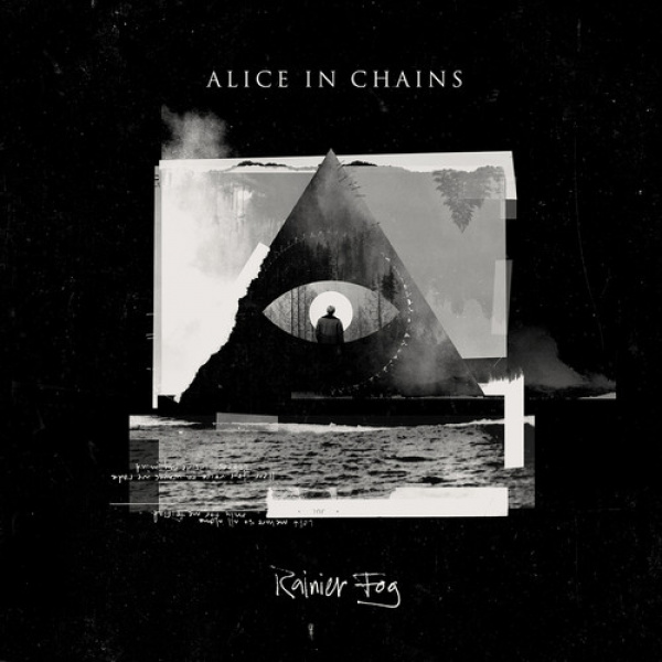 ALICE IN CHAINS - Rainier Fog 2LP UUSI Bmg