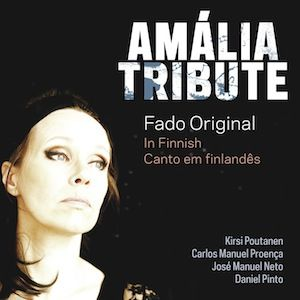 POTANEN KIRSI - Amália Tribute