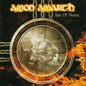 AMON AMARTH - Fate of norns CD