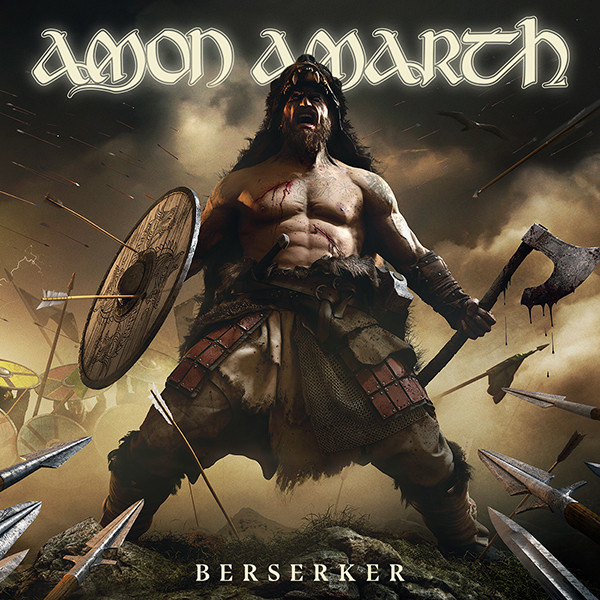 AMON AMARTH - Berserker 2LP UUSI Metal Blade Records