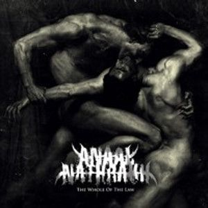 ANAAL NATHRAKH - The whole of the law CD DIGI