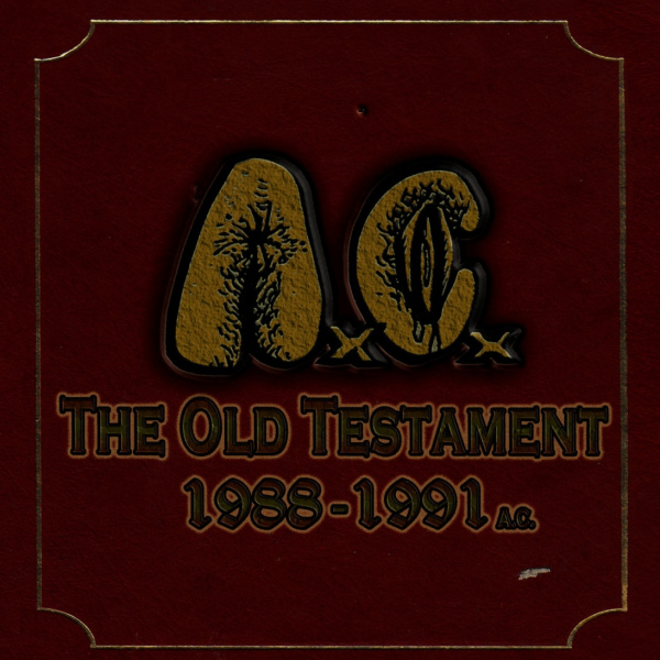 ANAL CUNT - Old Testament 2CD