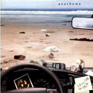 ANATHEMA - A Fine day to exit LP+CD Remastered SONY MUSIC UK