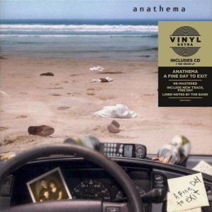 ANATHEMA - A Fine Day to Exit LP UUSI includes CD